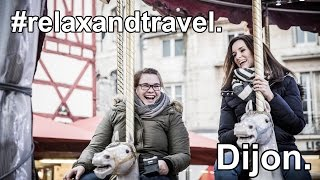 Download Im Zug nach Europa - entdecke Dijon. / On the train to Europe – discover Dijon. Video