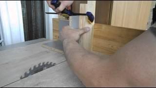Download Изготовление шипов на настольной циркулярке Video