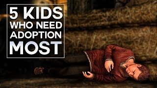 Download Skyrim - Top 5 Kids Who Need Adoption the Most Video