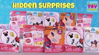 Download Num Noms Trolls Disney Tsum Tsum Minnie Blind Bag Patches Opening | PSToyReviews Video