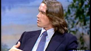 Download Arnold Schwarzenegger, Exercise 20 Minutes per Day, Part 3 of 3, Johnny Carson's Tonight Show Video