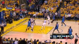 Download Andre Iguadala Defense On Kevin Durant In 4th Qtr May 16, 2016 Playoffs R3G1 Video