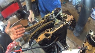 Download Сборка двигателя мерседес м 111 Video