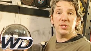 Download How To Fix Headlights On An Alfa Romeo Spider | Wheeler Dealers Video