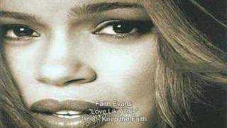 Download Faith Evans - Love Like This Video