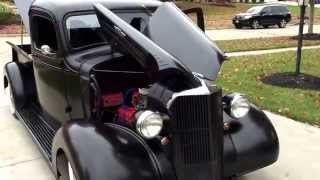 Download 1937 Chevy Pick-up Video
