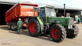 Download Putting Potatoes From Field to Store - with Fendt. Video