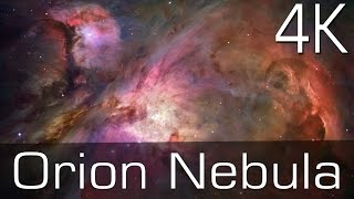 Download Hubble Telescope: 4K Orion Nebula : NASA Stunning Views From Hubble Video