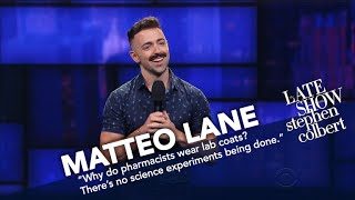 Download Matteo Lane Needs Us All To Stop Mistaking Matteo For 'Potato' Video
