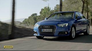 Download Nuova Audi A4 2015: prova su strada Video