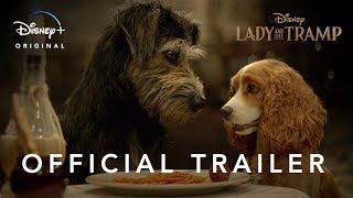 Download Lady and the Tramp | Official Trailer | Disney+ | Streaming November 12 Video