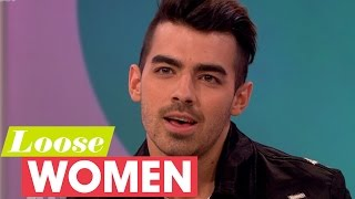 Download Joe Jonas On DNCE's Success And Sibling Rivalry   Loose Women Video