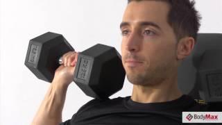 Download Bodymax CF430 Heavy Duty Flat/Incline/Decline Bench Video