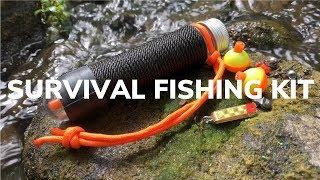 Download DIY Ultralight Pocket Fishing Kit, Stow It Anywhere! Video