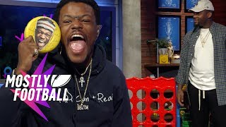 """Download DC Young Fly Talks """"How High 2"""" And Challenges Martellus To A Wild Game 