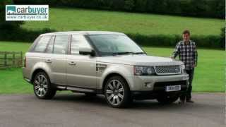 Download Range Rover Sport SUV 2005 - 2013 review - CarBuyer Video