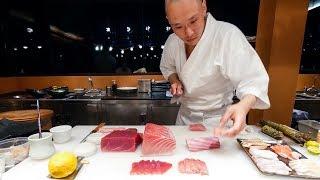 Download Sushi Omakase - PERFECT Japanese Food Sushi by Chef Hiroyuki Sato at Sri Panwa, Phuket! Video