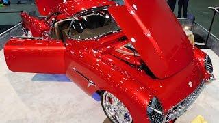Download 1954 Chevrolet Corvette ″Transitions Concept 546″ 2017 Great Eight Winner 2017 Detroit Autorama Video