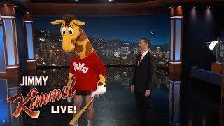 Download Geoffrey the Giraffe is BACK! Video