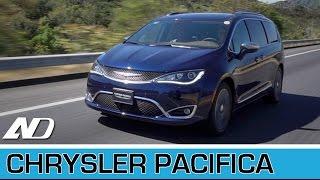 Download Chrysler Pacifica - Primer vistazo en AutoDinámico Video