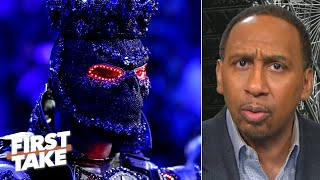Download Stephen A. reacts to Deontay Wilder blaming his costume for loss to Tyson Fury | First Take Video