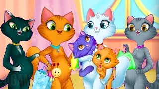 Download My Newborn Kitty - Kids learn how to Take Care of Pets - Pet Care Kids Games By TabTale Video
