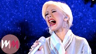 Download Top 10 Best Christina Aguilera Performances Video