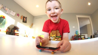 Download Father & Son BUILD FINGERBOARDS! Video