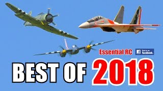 Download ① BEST OF ESSENTIAL RC 2018 | LARGE SCALE AND FAST RC ACTION COMPILATION Video