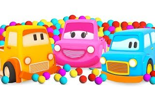 Download Clever cars cartoons full episodes: Animation compilation & baby cartoons Video