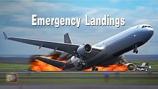 Download 飛機史上危險著陸瞬間 │Airplane Emergency Landings Video