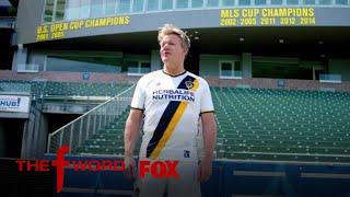 Download Gordon Ramsay Trains With The LA Galaxy | Season 1 Ep. 7 | THE F WORD Video