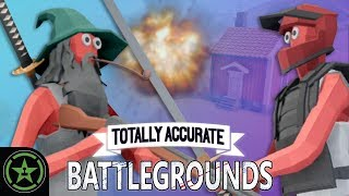 Download Like PUBG, but Better - Totally Accurate Battlegrounds | Let's Play Video