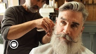 Download The Best Men's Haircut with Greg Berzinsky at Cut & Grind Video