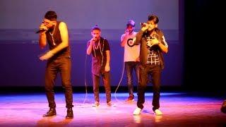 Download RFA & MAC LIVE AT TAGORE HALL - Hip Hop Kashmir 2018 | Kashmir Adventurist Video