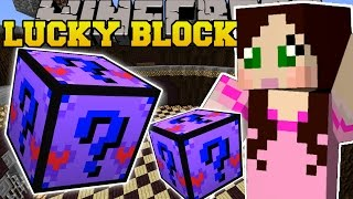 Download Minecraft: MOST OVERPOWERED LUCKY BLOCK! (THE BEST BLOCK EVER!!) Mod Showcase Video