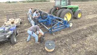 Download Installing Subsurface Drip Irrigation Video