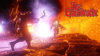 Download BLACK OPS 3 ZOMBIES ″DER EISENDRACHE″ FLAWLESS SOLO EASTER EGG LIVE! (BO3 Zombies) Video