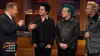 Download Chatting with Green Day Video