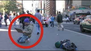 Download The Homeless Millionaire Prank(Coby Persin) Video