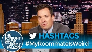 Download Hashtags: #MyRoommateIsWeird Video