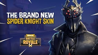 Download *NEW* Spider Knight Skin!! - Fortnite Battle Royale Gameplay - Ninja Video