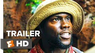 Download Jumanji: Welcome to the Jungle Trailer #2 (2017) | Movieclips Trailers Video
