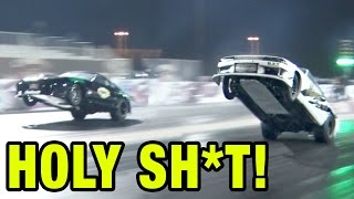 Download Skyline GT-R TAKES OFF - No Wheelie Bars ALLOWED! Video