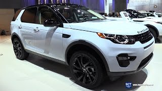 Download 2017 Land Rover Discovery Sport HSE Luxury - Exterior, Interior Walkaround - 2016 LA Auto Show Video
