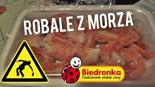 Download Ordynarny test ROBALI MORSKICH z Biedronki Video