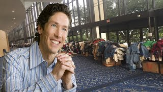 Download Medical Volunteer Says Joel Osteen Has Armed Guards Refusing Access To Donations Video