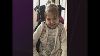 Download Parents in £50,000 legal fight over daughter's medical care Video