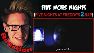 Download Five Nights at Freddy's 2 Rap - ″Five More Nights″ REACTION! (60fps)   BACK FOR MORE!   Video