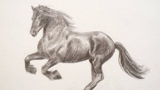 Download Cómo dibujar un caballo - Arte Divierte Video